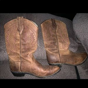 Smoky Mountain western boots 9.5
